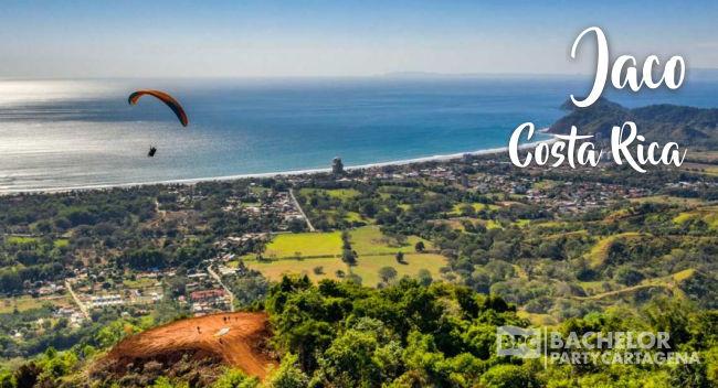 Despedida de soltero en Jaco Costa Rica