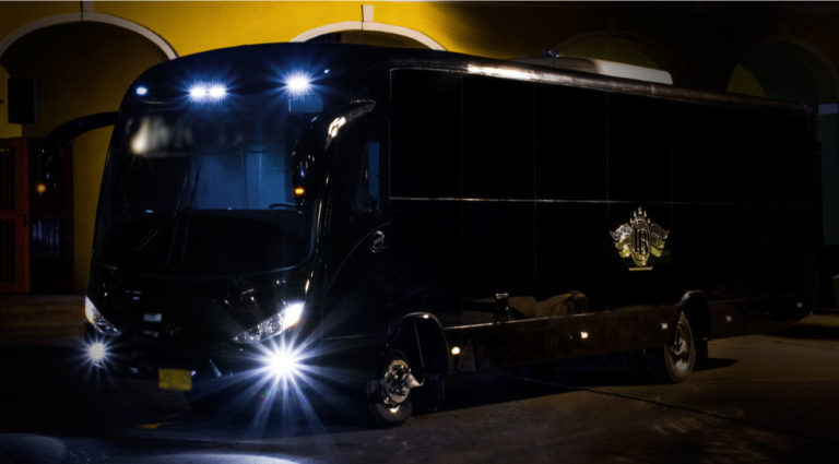 Limo Party Bus Rent Service Cartagena Colombia