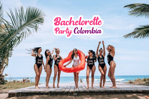 Cartagena bachelorette party packages