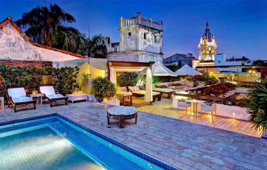 bachelor party Cartagena accommodations and vacational rentals