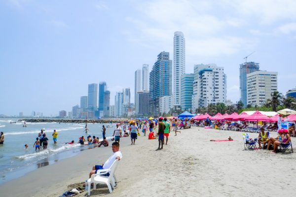 Bachelor-Party-In-Cartagena-Beach