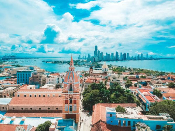 Cartagena-VIP-Bachelor-Party-City-View