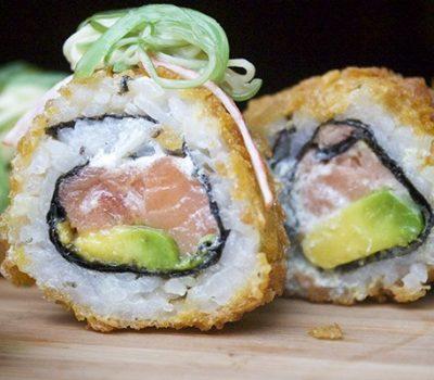 Colombia-Cartagena-Restaurants-Kokoa-Sushi-Wok-Gyosas-10