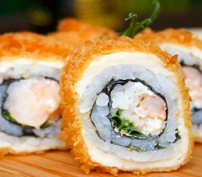 Colombia Cartagena Restaurants Sushi Asian Food