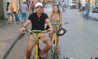 Electric-Bike-Tour-Cartagena-Bachelor-Party-2