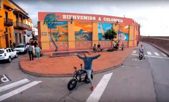 Electric-Bike-Tour-Cartagena-Bachelor-Party-6