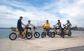 Electric-Bike-Tour-Cartagena-Bachelor-Party-7