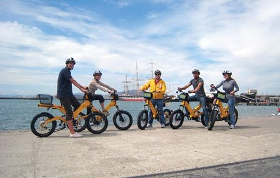 Electric-Bike-Tour-Cartagena-Bachelor-Party-7