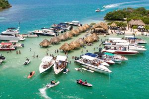 Bachelor Party Cartagena Private Boat Rentals
