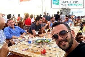 Cartagena Bachelor Party VIP Trip